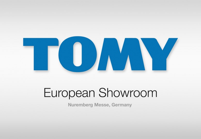 Case Study - Tomy European Showroom