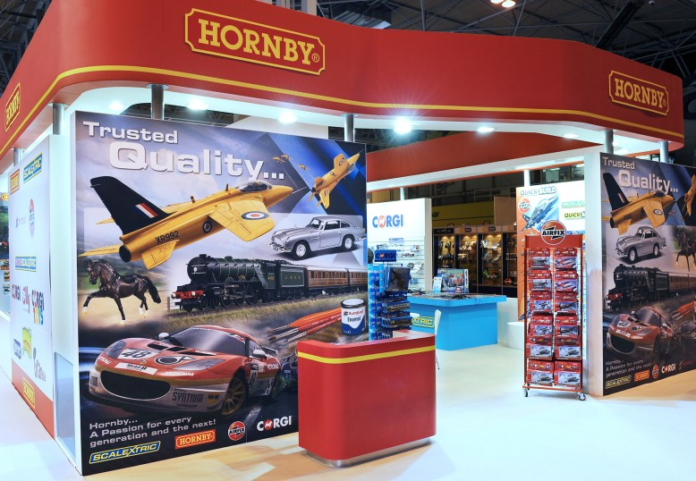 Hornby at Spring Fair