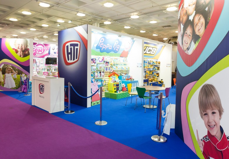 HTI at UK Toy Fair