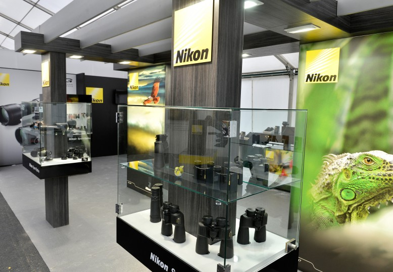 Nikon at Bird Fair