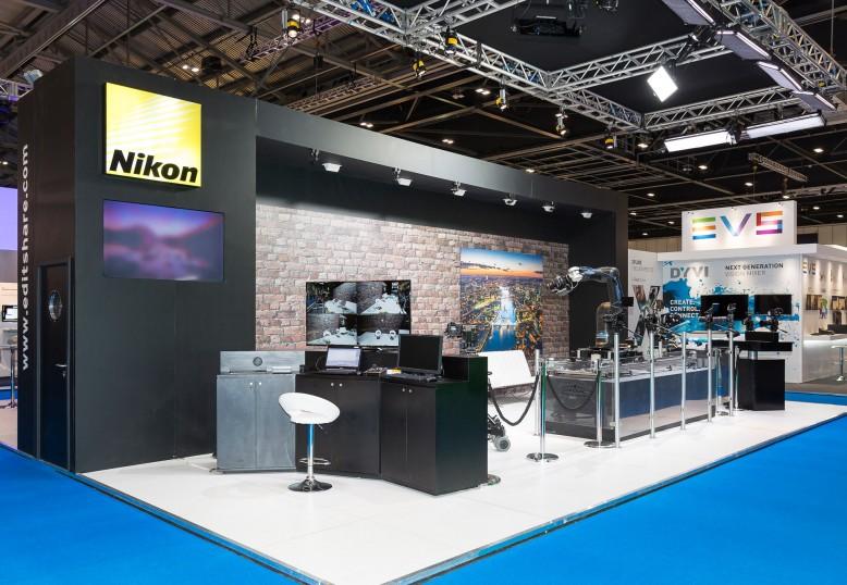 Nikon at BVE