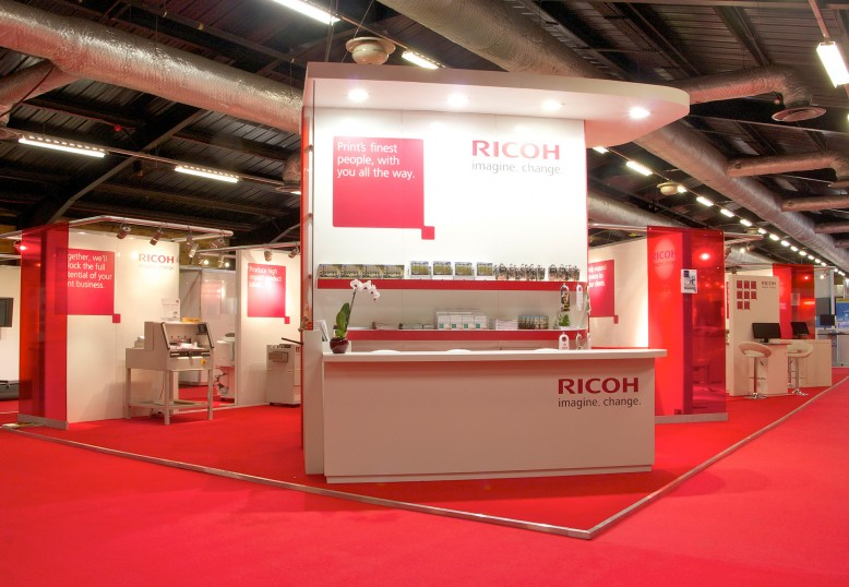 Ricoh at Northprint