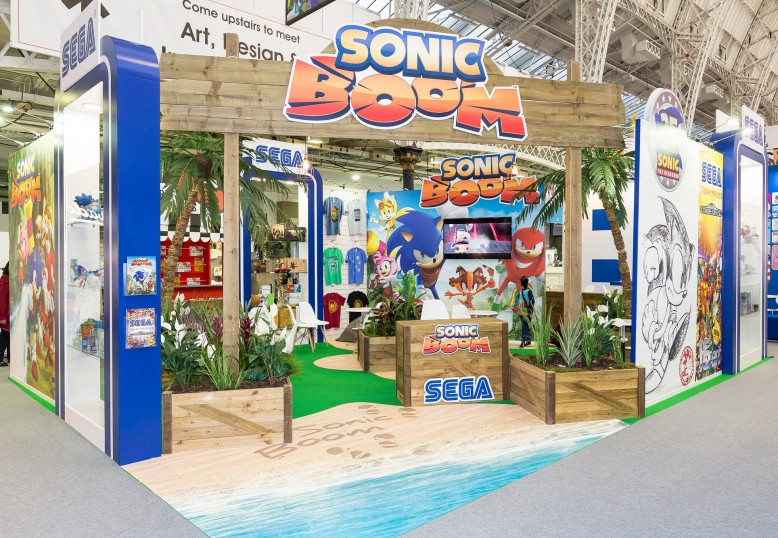 SEGA at Brand Licensing