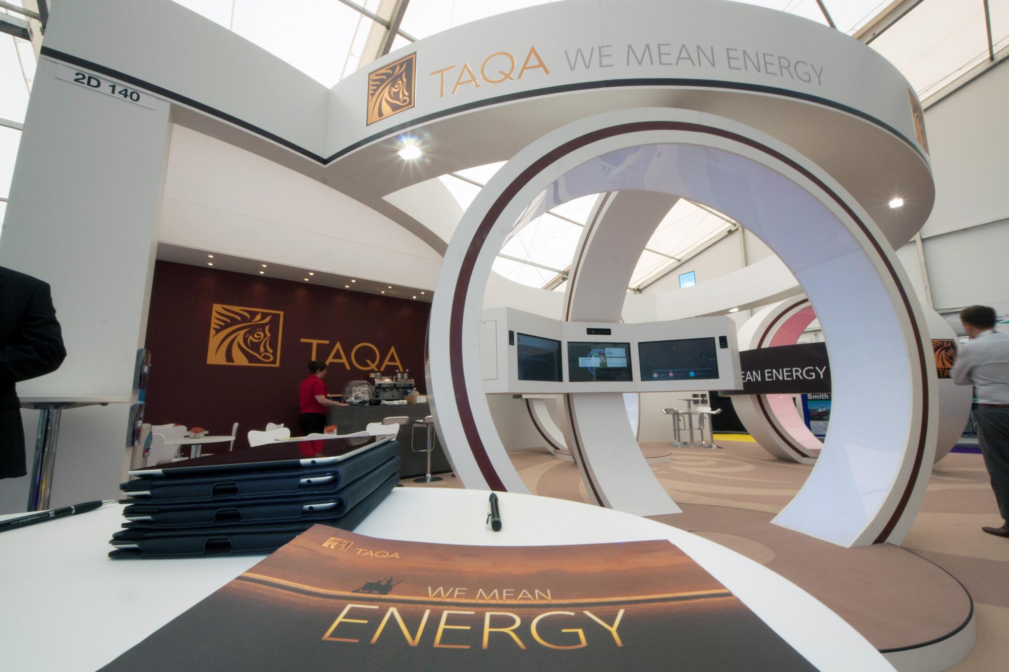 taqa corporate office interior. Exhibition Design For Taqa At Offshore Europe Corporate Office Interior 2