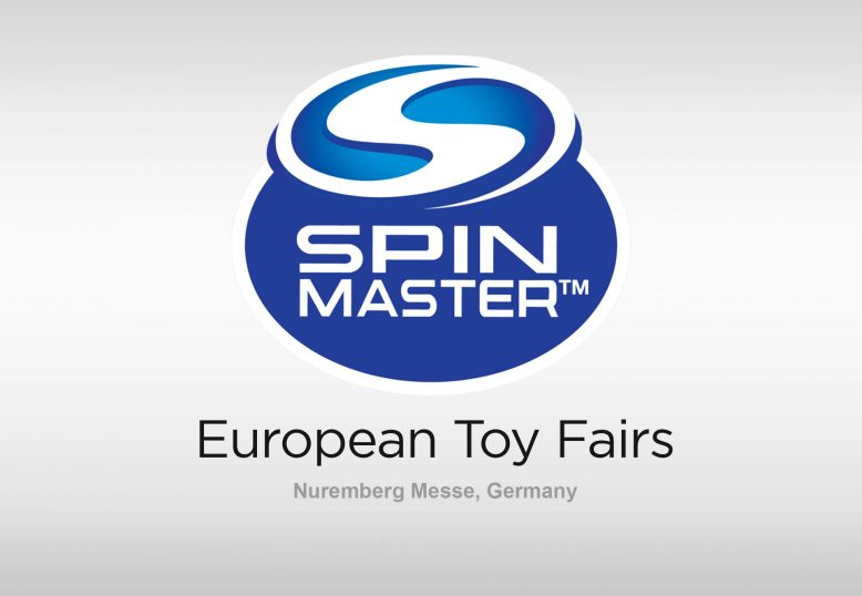 Case Study - Spinmaster Toy Fair, Nuremberg